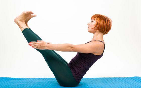 Комплекс от упражнения за коремна мускулатура
