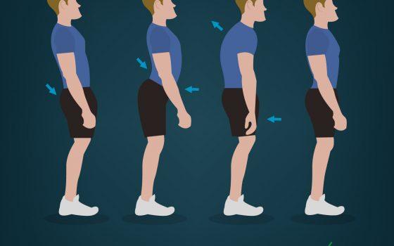 Проблемът с гръбначните изкривявания и неправилната стойка