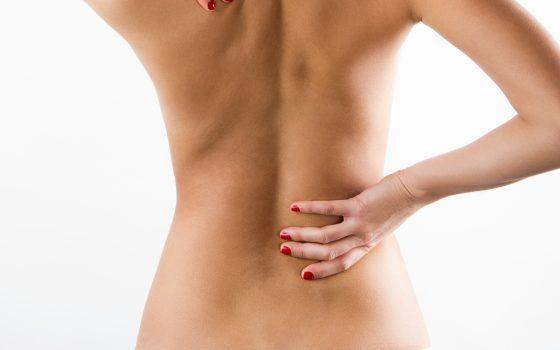 За невидимите гръбначни изкривявания
