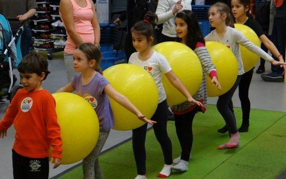 Детска академия за спорт и здраве  KIDS SPORTS ACADEMY в ANGEL STEPS
