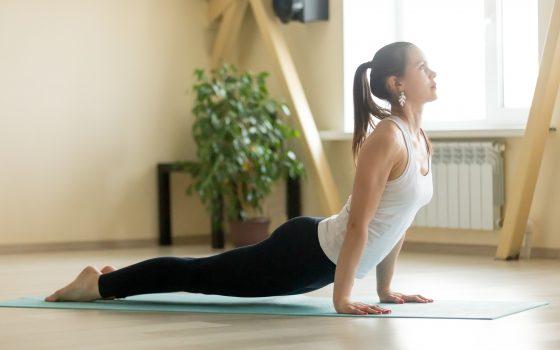 За ползите от гимнастика при болки в гръбначния стълб