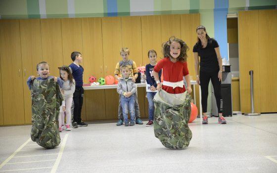Стотици деца играха отборно – Lidl Неделя в Музейко